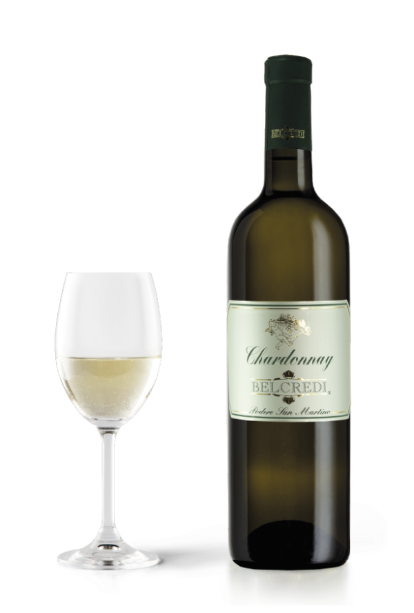 Chardonnay Podere San Martino D.O.C. Cantina Belcredi Oltrepò Pavese