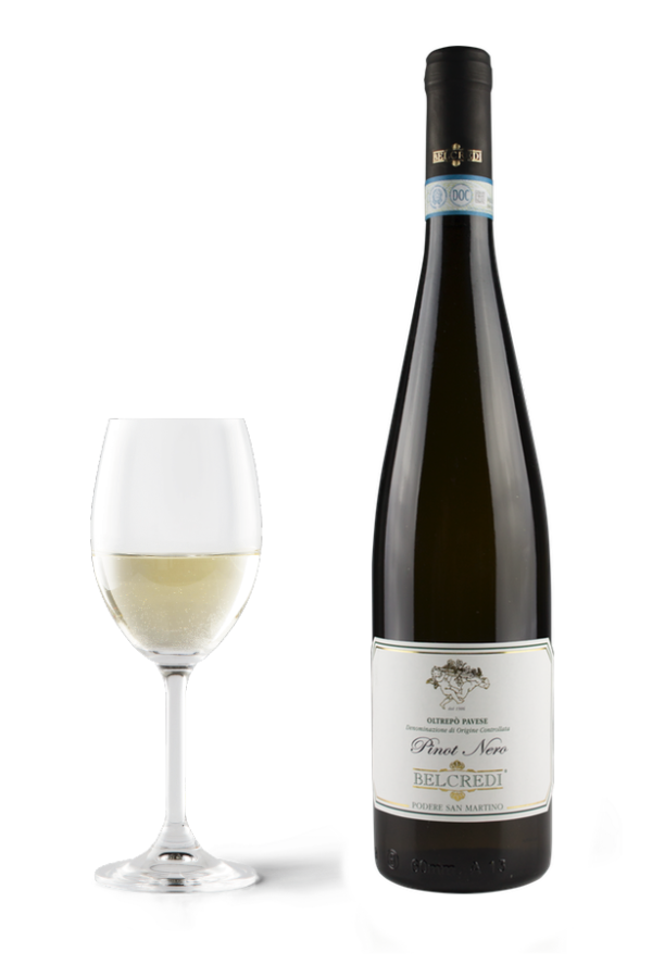 Pinot Nero in Bianco Oltrepò Pavese DOC